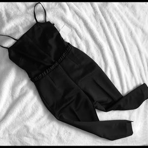 NWT Ted Baker strapped ankle grazer jumpsuit